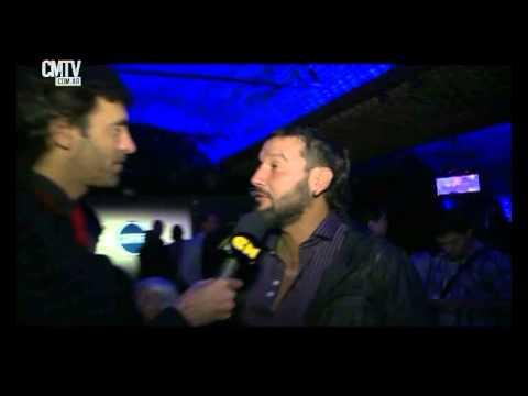 Los Tekis video Entrevista Entrega de nominaciones - Carlos Gardel 2015