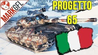 Progetto M40 mod. 65 - Chilling on Glacier :D - World of Tanks