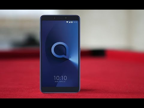 Alcatel 3V New Smartphone Specification 2018