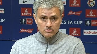Jose Mourinho We Want The Final Manchester United Vs Hull City FULL PRESS CONFERENCE
