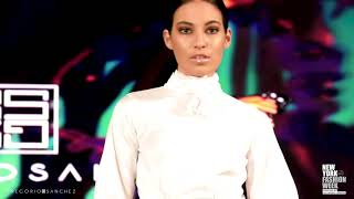 Gregorio Sanchez at New York Fashion Week SS/20 Powered by Art Hearts Fashion
