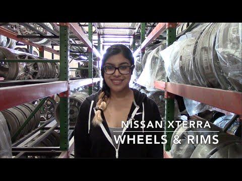 Factory Original Nissan XTerra Wheels & Nissan XTerra Rims – OriginalWheels.com