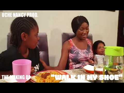 BEHIND THE SCENE OF A WALK IN MY SHOE - (HIT MOVIE) UCHENANCY 2019 MOVIES