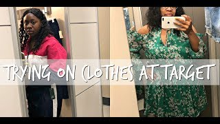 Trying On Clothes At Target | Family Vlogs | JaVlogs