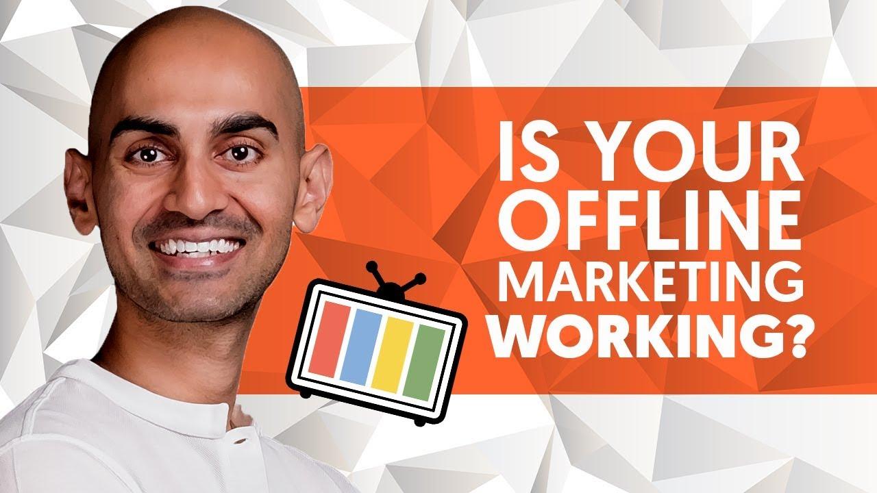How to Track Your Offline Marketing Efforts Online