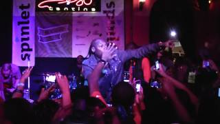 2Face Idibia_Intro & One Love (Live @ Beso Cantina)