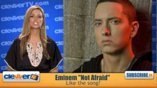 Eminem Not Afraid Music Video Recap