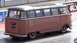 Rikki James - 1954 RHD Barndoor Samba - 1/4 Mile 16.69 @ 82mph