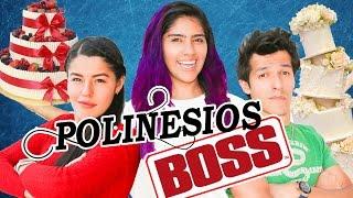 KAREN VALASTRO'S CHALLENGE CAKE BOSS | LOS POLINESIOS VLOGS