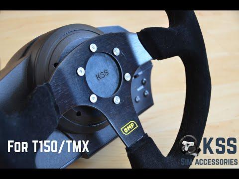 Thrustmaster TMX/T150 - custom aftermarket wheel TUTORIAL