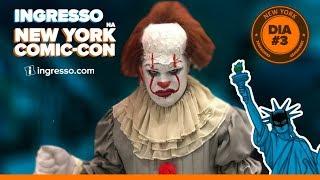 New York Comic-Con 2018 | Dia #3