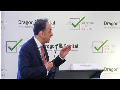 15-а Щорічна інвестиційна конференція: Хюг Мінгареллі, Голова Представництва ЄС в Україні