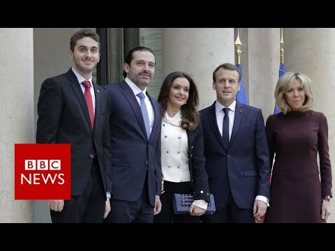 Lebanon PM, Saad Al-Hariri in France for crisis talks – BBC News