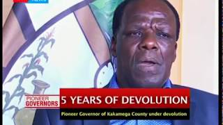 Pioneer Governors: Wycliffe Oparanya - Kakamega County (Part 1)