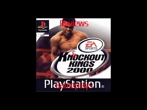 Knockout Kings 2000 Playstation