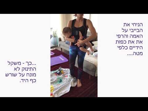 שולי בראונשטיין- תסמונת אגודל האימהות