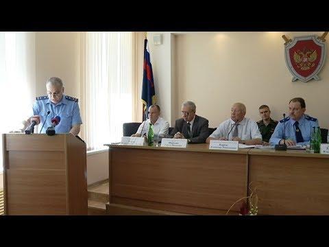 В это году в Тамбовской области зафиксировано 76 коррупционных преступлений