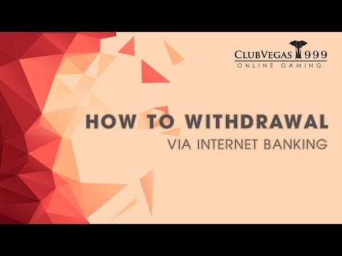 How To Withdrawal via Internet Banking