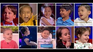 Worlds Extraordinary Kids | Worlds Got Talent Genius Kids (2, 3 & 4)
