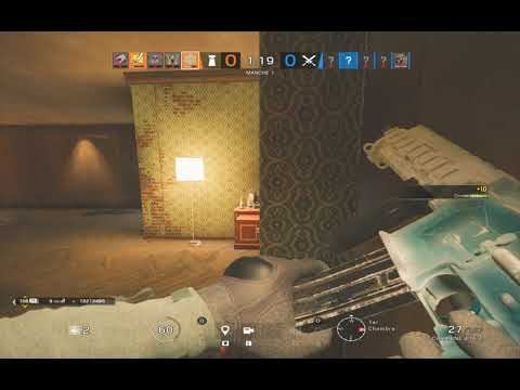 Mowgli.II - Highlights Rainbow Six : Siege