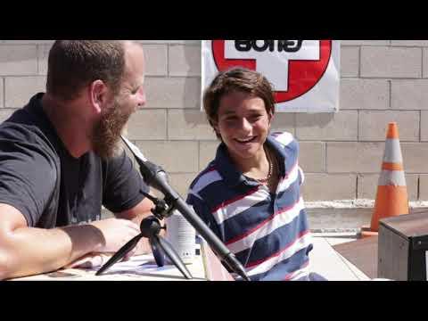 Derek GHOST Burdette | True Skateboard Mag Live Show with Tommie Zam -Season 2 Episode 9