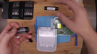 Philips Avent Babyphone SCD620 Akku Tausch