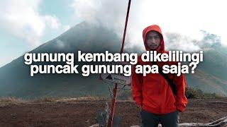 Tumbuh dan Berkembang part 2 (Gunung Kembang, Jawa Tengah)