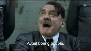 5 Tips with Adolf Hitler - What to do when bored