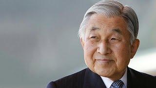 Правительство разрешило императору Акихито покинуть престол