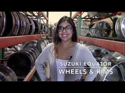 Factory Original Suzuki Equator Wheels & Suzuki Equator Rims – OriginalWheels.com