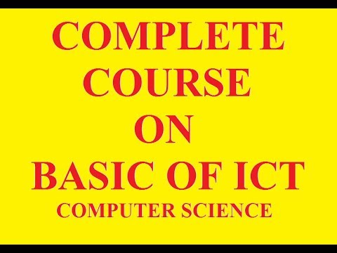 what is information and communication technology | what is ict ...