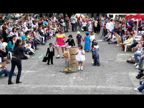 Comparsa grado Transición Fiestas Gemellistas 2012