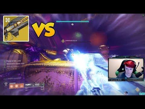 DIVINITY VS CALUS!! [Destiny 2 Shadowkeep]