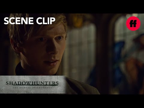 Shadowhunters | Season 2 Episode 17: Max Knows The Truth About Sebastian | Freeform