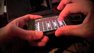 iPhone 4GS GarageBand - Will It Heavy Metal?