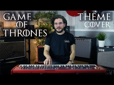 Game Of Thrones Theme | Piano/Guitar