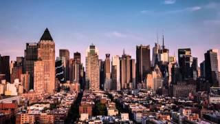 Armin Van Buuren Beautiful life | New York City Timelapse