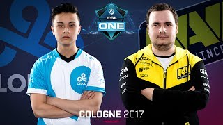 CS:GO - Cloud9 vs. Na