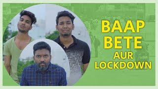 BAAP BETE AUR LOCKDOWN   Warangal Diaries Comedy Video