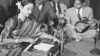 Geeta Dutt : Kiya ya kya tune ishaara - Duniya Rang Rangeeli