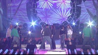 [2004.10.10] 베이비복스 - 바램 & 우연 (심은진 마지막 무대)