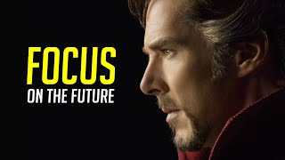 Focus on the Future - Powerful Motivational Video for Study Students and Success in Life