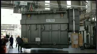 TES Transformer - Italian Tailor Made- special transformer for industrial application
