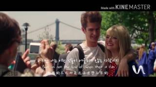 The Chainsmokers-Something Just Like This 한국어 자막(The Amazing Spider Man Movie Ver.)