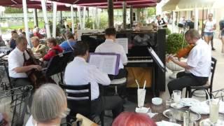 Kaffeehaus Musik in Bad Ischl – Salzkammergut - Österreich