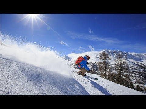 Skigebiet Vars