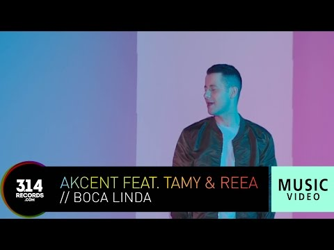 Akcent - Boca Linda feat. Tamy & Reea (Official Music Video HD)
