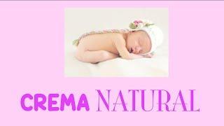 Cómo Hacer Crema Natural para Bebés