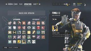 "Rainbow Six: Siege Operators Bio's - Operator: Lera ""Finka"" Melnikova!"