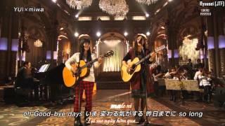 [JTF][vietsub]YUIxmiwa_Good-byedays2012.12.05